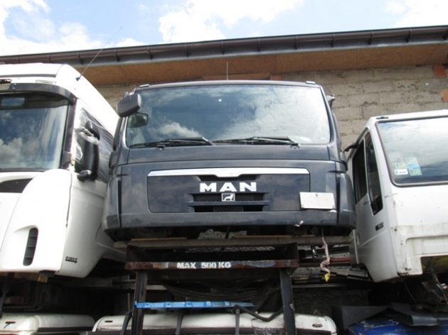 Разборка  MAN, DAF, SCANIA, MERSEDES-BENZ, IVECO, RENAULT, VOLVO